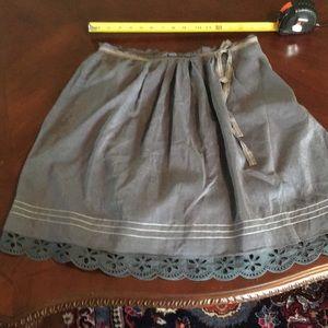 Banana Republic 2 fully lined skirt